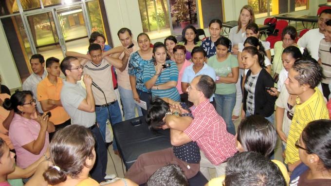 Nicaragua Project