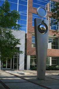 PHHP building entrance.