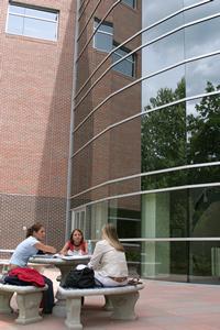 Students at HPNP Building