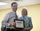 Dr. Donovan Lott Receives Superior Accomplishment Awards