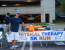 5K Race for Rehab on 10-4