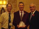 Bishop Receives APTA Teaching Award