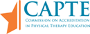 The Commission on Accreditation in Physical Therapy Education Site Visit