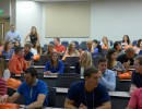 New DPT Students Welcomed at Orientation