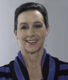 Portrait of Dr. Kim Dunleavy