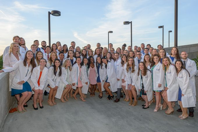 DPT Class of 2018, Graduation Banquet, PHHP - Physical Therapy