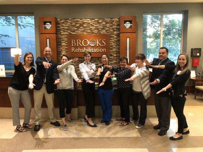 Brooks-PHHP Research Collaboration Spotlight - Gator Chomp group picture