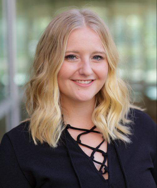 Nicole Casagran - scholarship program recipient