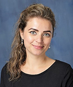 Lili Martsynyuk, fiscal assistant II