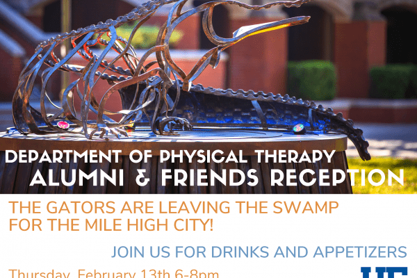 CSM alumni and friends flyer