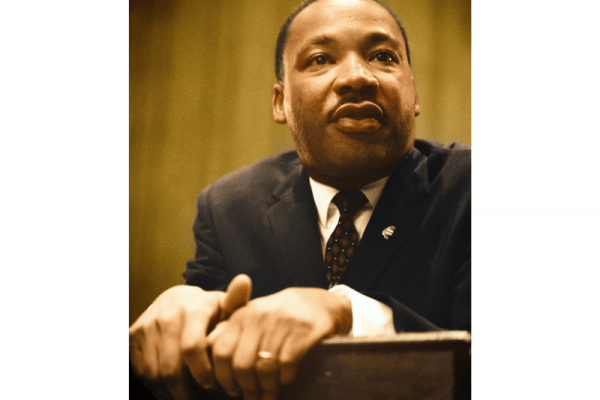 Feature Photo of Dr. Martin Luther King Jr