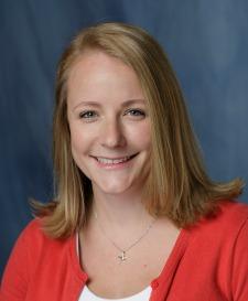 Dr. Rebecca Willcocks, principal investigator of the new grant, MRI Biomarkers of Bone Quality in DMD.