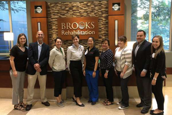 Brooks-PHHP Research Collaboration Spotlight - researchers and students