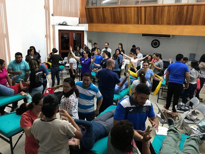 Nicaragua class photo