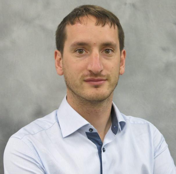 Dr. Federico Pozzi headshot