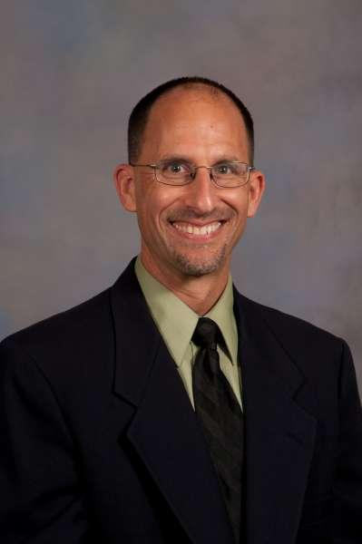 Head shot of Dr. Joel Bialosky