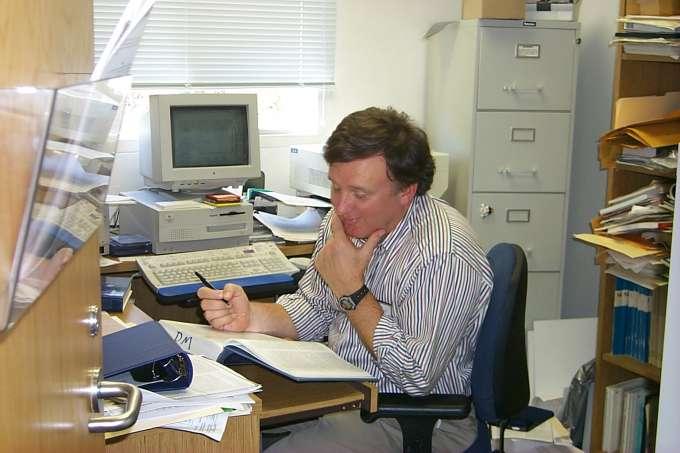 Photo of Dr. Danny Martin