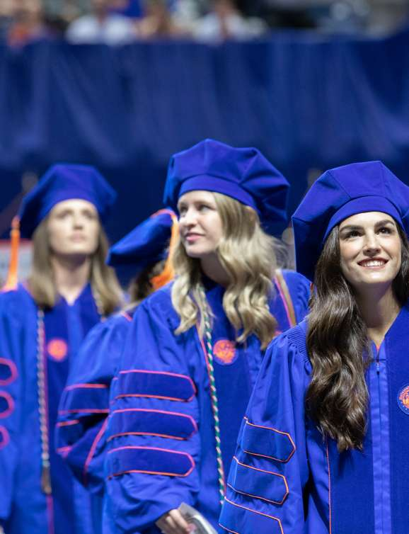 Spring 2019 Doctoral Commencement