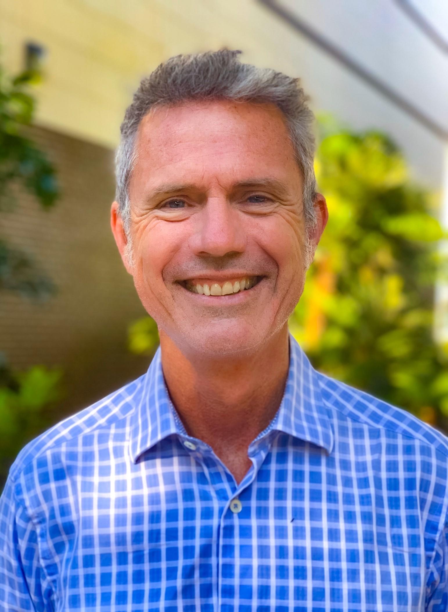 Photo of Dr. Mark Bishop