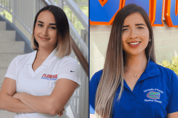 Evelin Garcia and Valentina Martinez picture collage